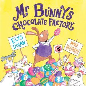 Bookwagon Mr Bunny's Chocolate Factory