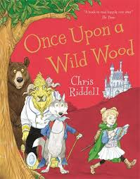 Bookwagon Once Upon a Wild Wood