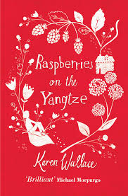 Bookwagon Raspberries on the Yangtze