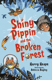 Bookwagon Shiny Pippin and the Broken Forest