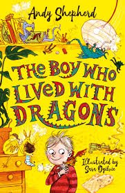 Bookwagon The Boy Who Lived with Dragons