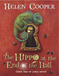 Bookwagon The Hippo at the End of the Hall