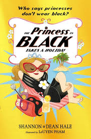 Bookwagon The Princess in Black Takes a Holiday