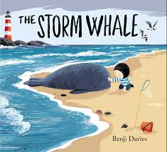 Bookwagon The Storm Whale