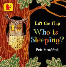 Bookwagon Who is Sleeping?