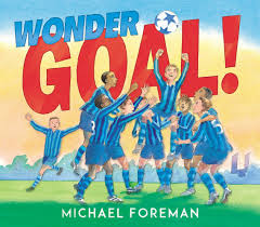 Bookwagon Wonder Goal!