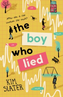 Bookwagon - The Boy Who Lied cover image