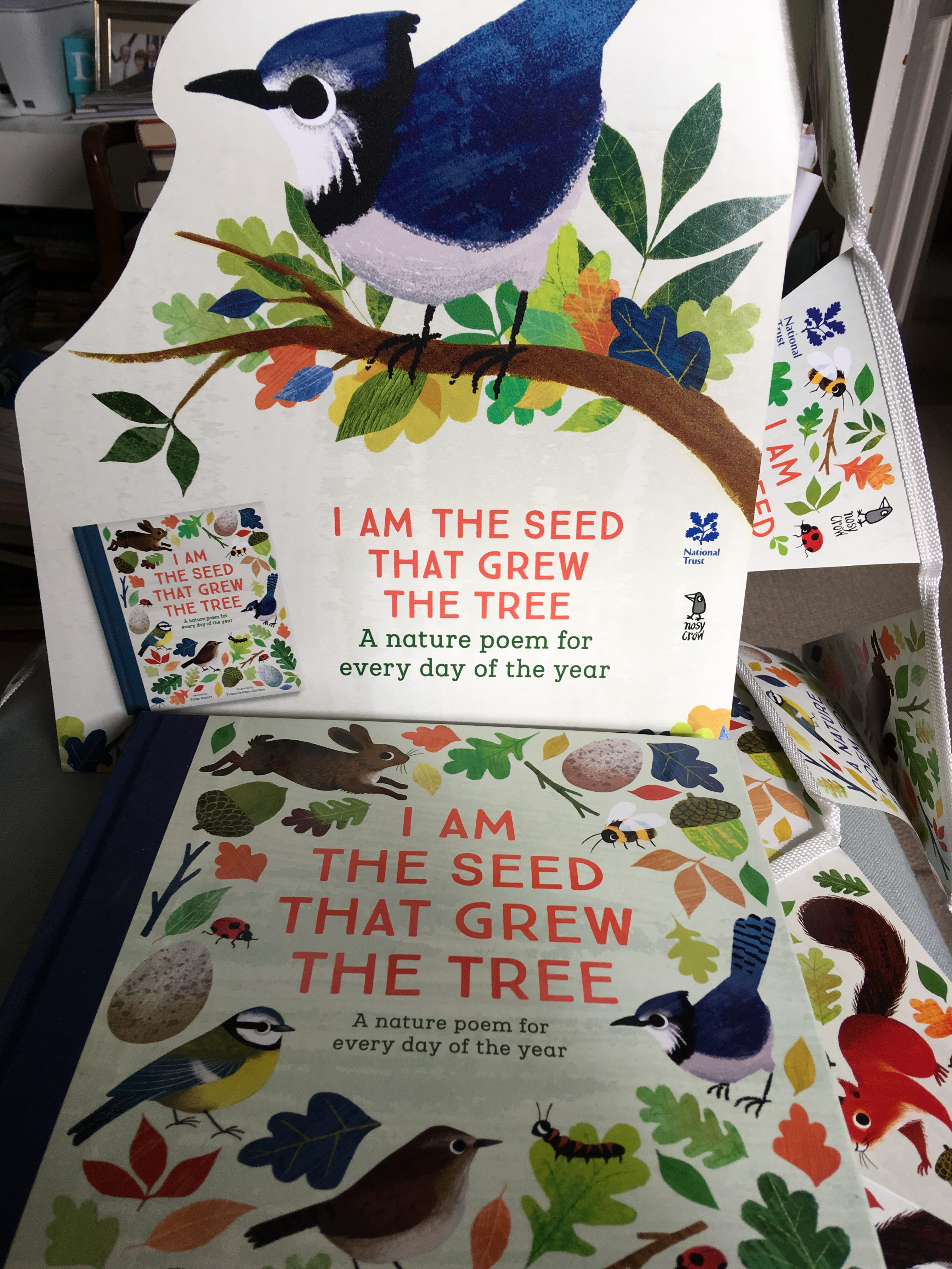 I Am the Seed that Grew the Tree