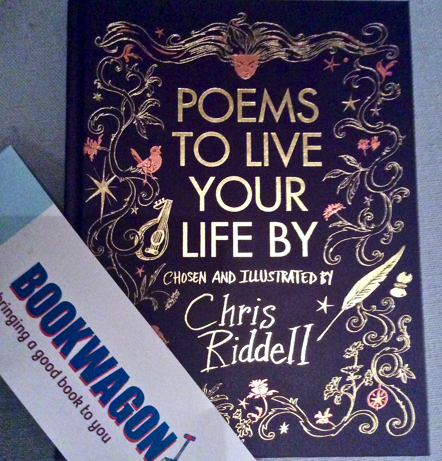 Poems to Live Your Life By Bookwagon