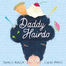 Bookwagon Daddy Hairdo