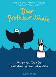 Bookwagon Dear Professor Whale