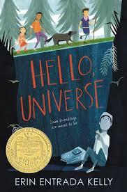 Bookwagon Hello, Universe