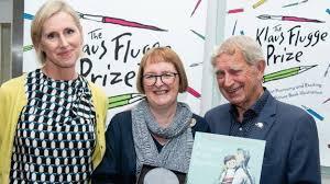 Bookwagon Klaus Flugge Prize 2018