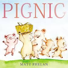 Bookwagon Pignic