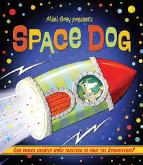 Bookwagon Space Dog
