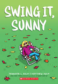 Bookwagon Swing It, Sunny