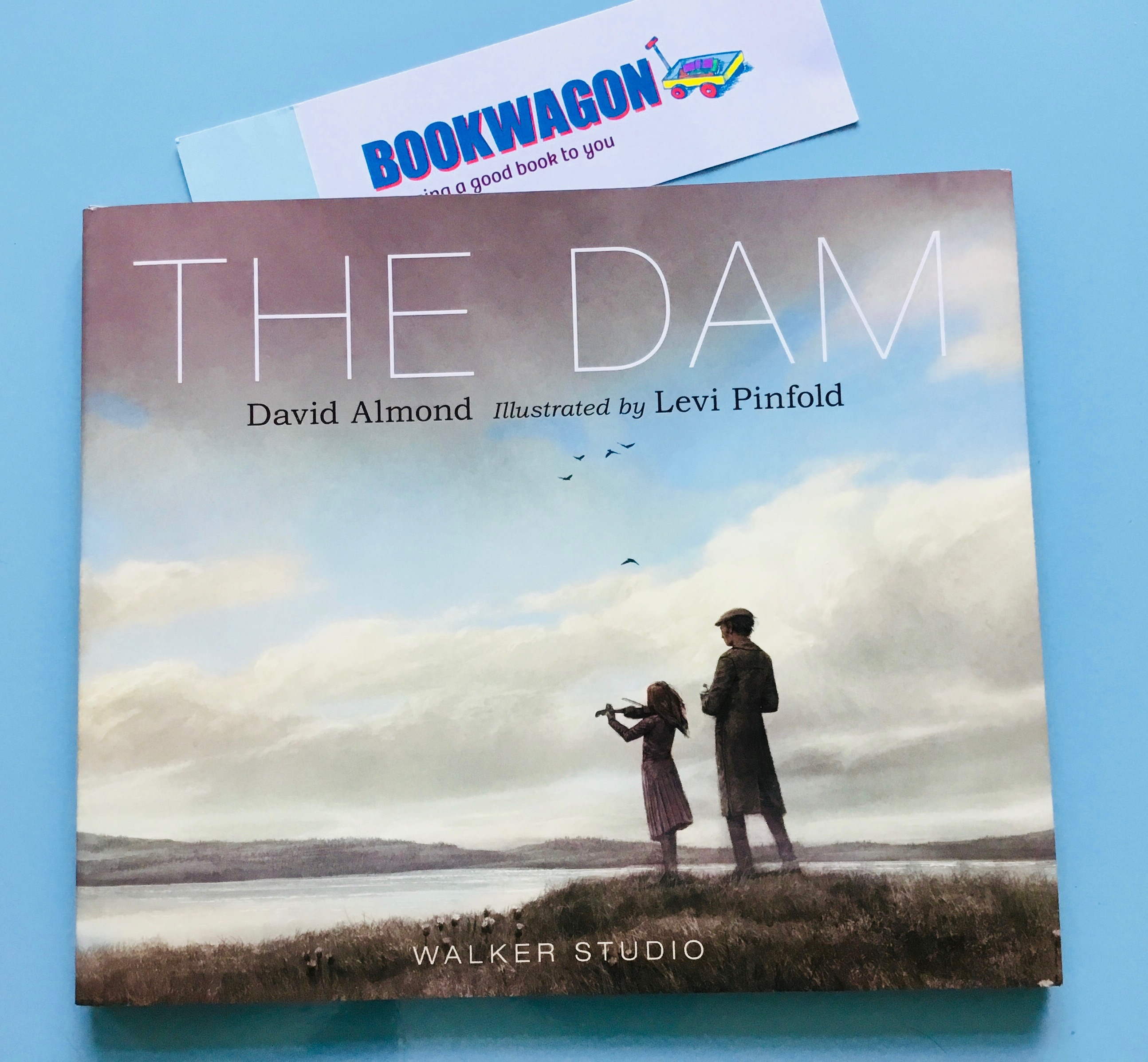 Bookwagon The Dam
