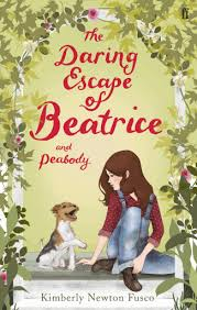 Bookwagon The Daring Escape of Beatrice and Peabody