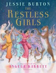 Bookwagon The Restless Girls