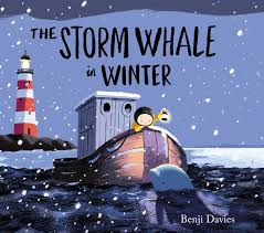 Bookwagon The Storm Whale in Winter
