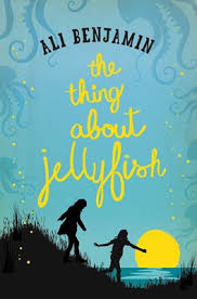 Bookwagon The Thing About Jellyfish