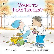 Bookwagon Want to Play Trucks?