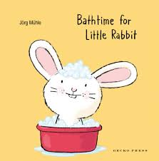 Bookwagon Bathtime for Little Rabbit