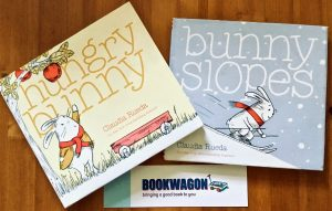 Bookwagon blog Bunny Slopes and Hungry Bunny