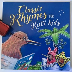 Bookwagon blog Classic Rhymes for Kiwi Kids