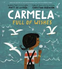Bookwagon Carmela Full of Wishes