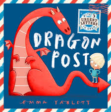 Bookwagon Dragon Post