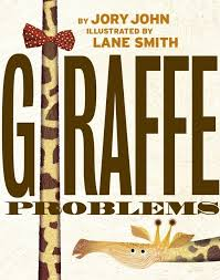 Bookwagon Giraffe Problems