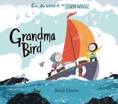 Bookwagon Grandma Bird