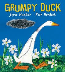 Bookwagon Grumpy Duck