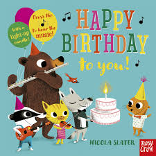 Bookwagon blog Happy Birthday to you!