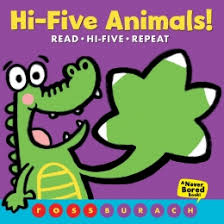 Bookwagon Hi-Five Animals!