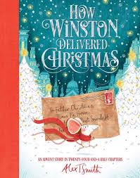 Bookwagon How Winston Delivered Christmas