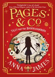 Bookwagon Pages & Co Tilly and the Book Wanderers
