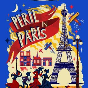 Bookwagon Peril in Paris
