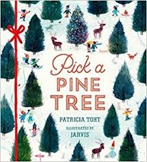 Bookwagon Pick a Pine Tree