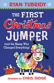 Bookwagon The First Christmas Jumper