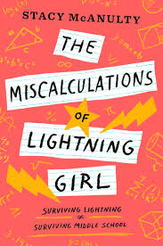 Bookwagon The Miscalculations of Lightning Girl