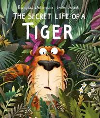 Bookwagon The Secret Life of Tiger