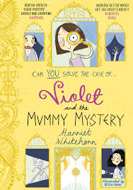 Bookwagon Violet and the Mummy Mystery
