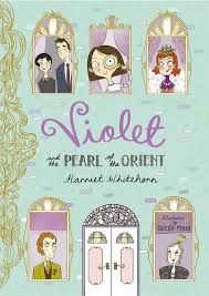 Bookwagon Violet and the Pearl of the Orient