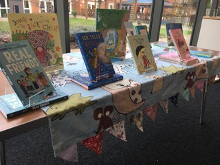 School book fair October 2018