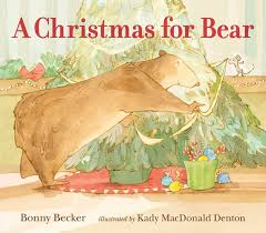 Bookwagon A Christmas for Bear
