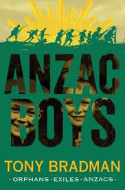 Bookwagon Anzac Boys