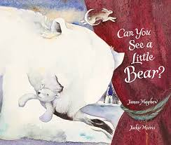 Bookwagon Can You See a Little Bear?