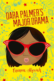 Bookwagon Dara Palmer's Major Drama